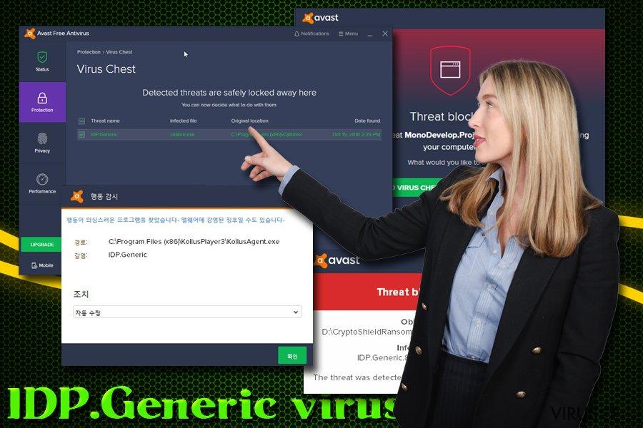 IDP.Generic-virus