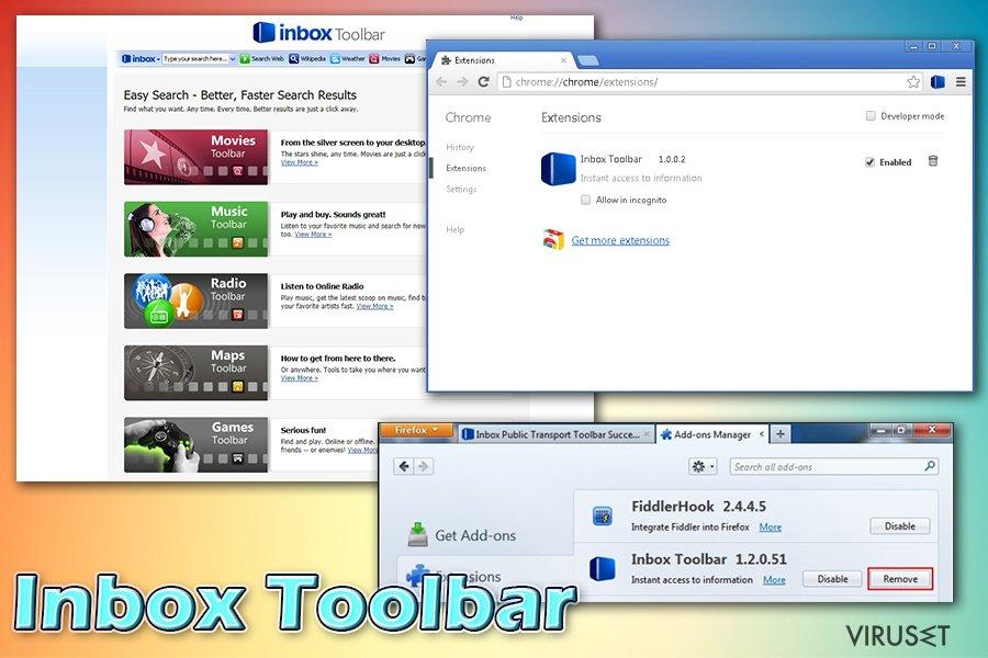 Inbox Toolbar