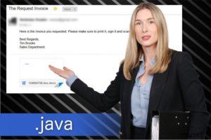 .java fil utvidelse ransomware