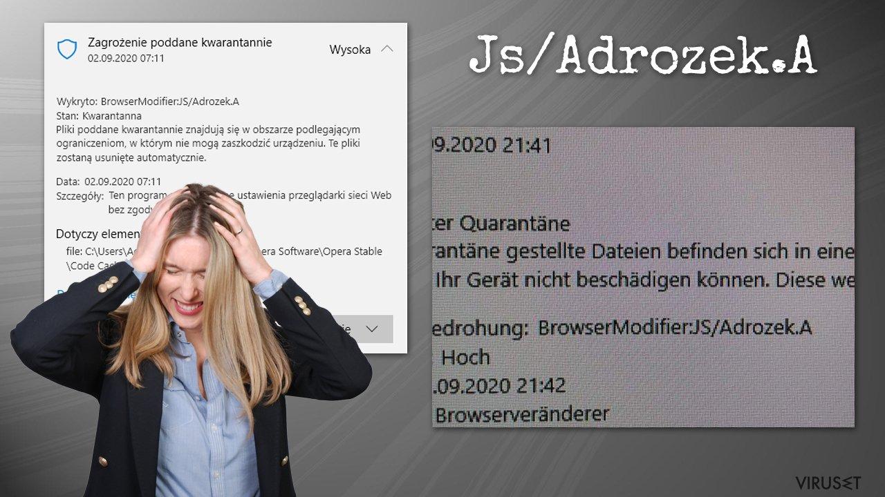 Js/Adrozek.A-virus