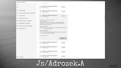 Js/Adrozek.A-malware