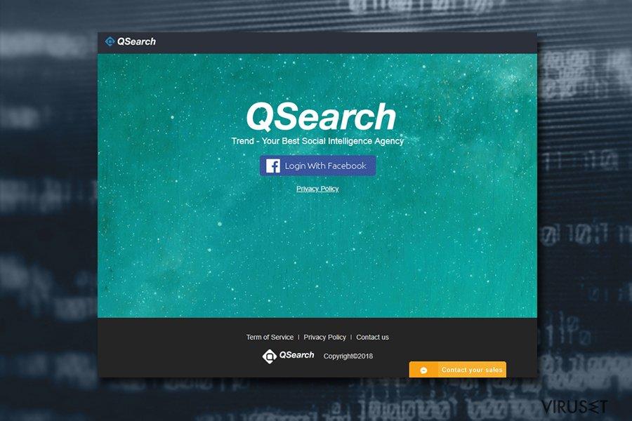 Mac-virus QSearch
