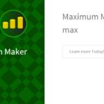 Annonser fra Maximum Maker skjermbilde