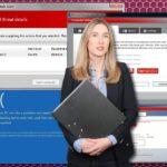 Microsoft Security Essentials Alert virus skjermbilde
