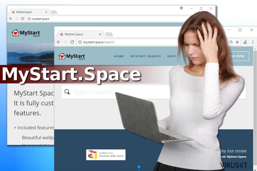 MyStart.Space-virus