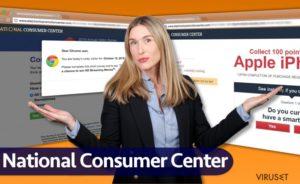 National Consumer Center-annonser