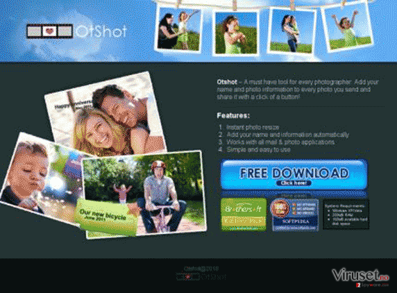 OtShot skjermbilde