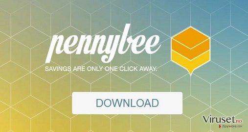 PennyBee adware skjermbilde