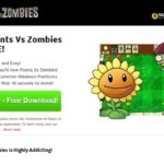 Plants Vs Zombies adware skjermbilde