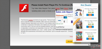 NTSRV ads