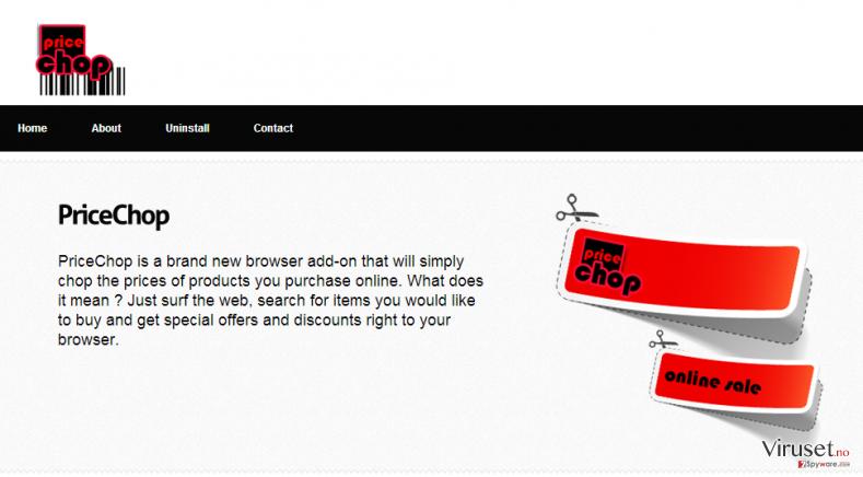 PriceChop skjermbilde