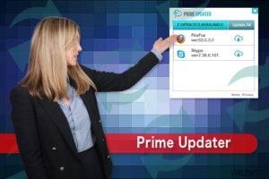 Prime Updater virus