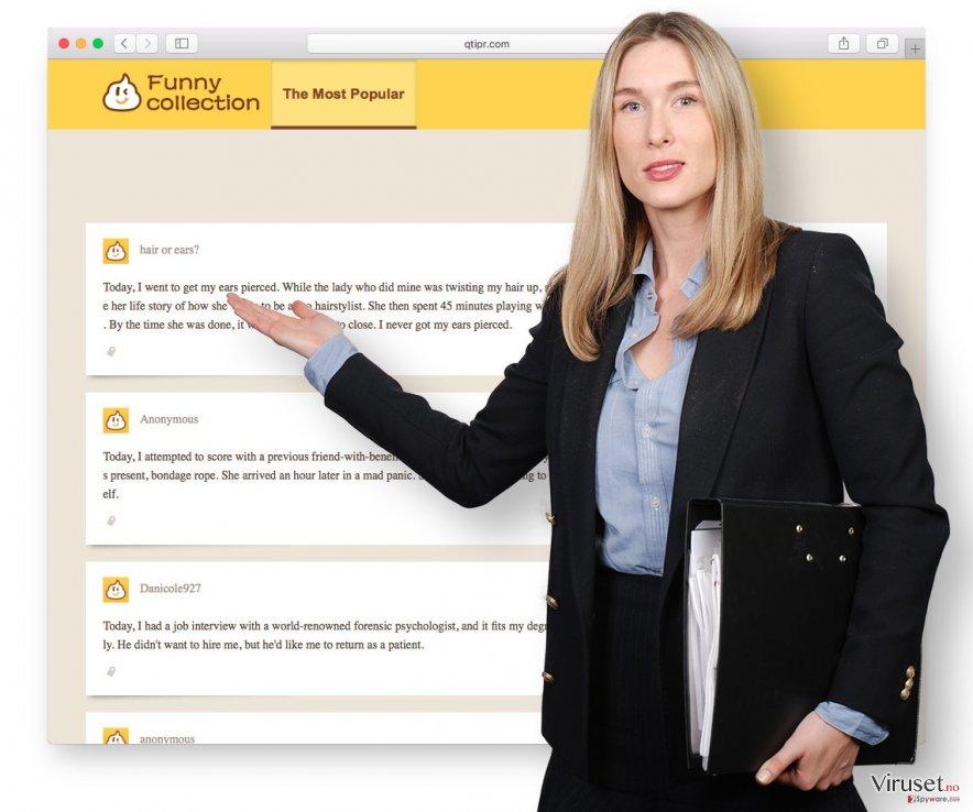 Qtipr.com eksempel