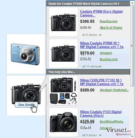 Sale-o-annonser skjermbilde