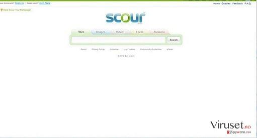 Scour Virus skjermbilde