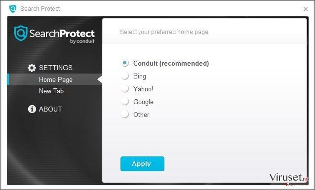 ClientConnect Ltd skjermbilde
