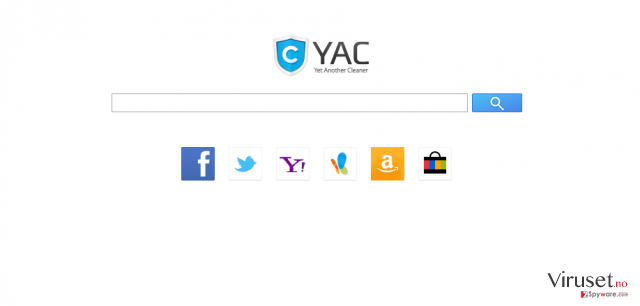 Search.yac.mx skjermbilde