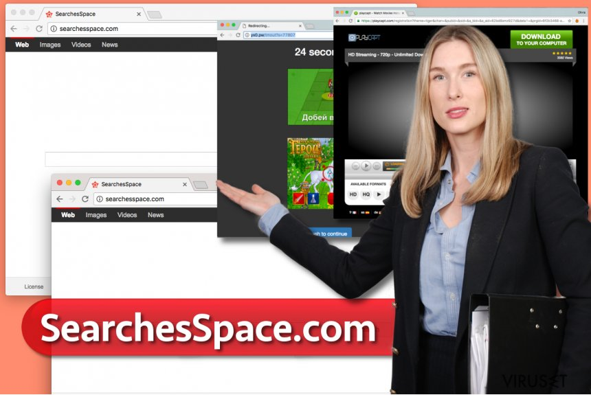 SearchesSpace.com virus