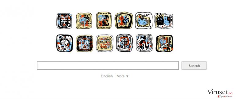 Searchgol.com skjermbilde