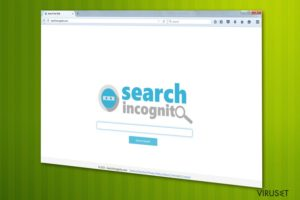 Searchincognito.com virus