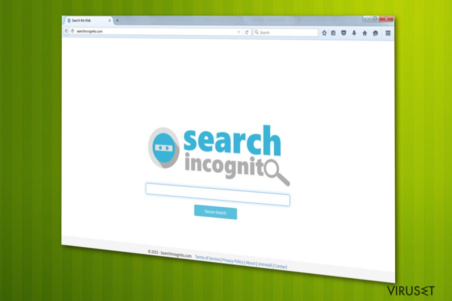 Searchincognito.com-virus