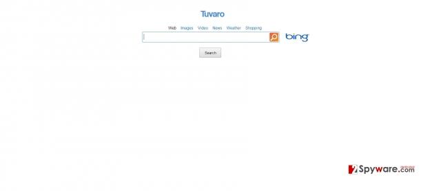 SearchNet skjermbilde