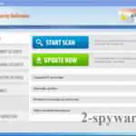 Security Defender skjermbilde