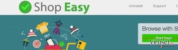 Shop Easy-annonser skjermbilde