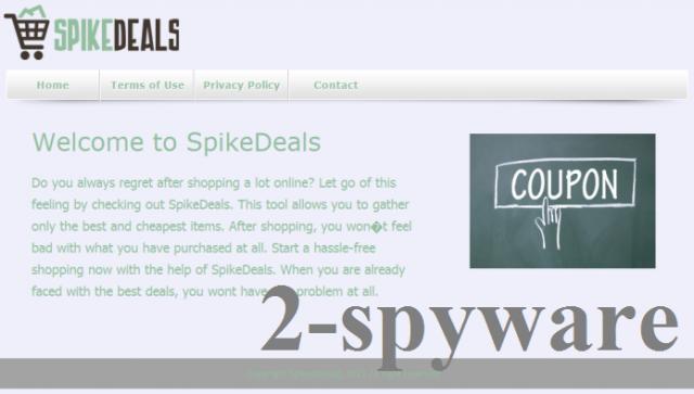 SpikeDeals skjermbilde