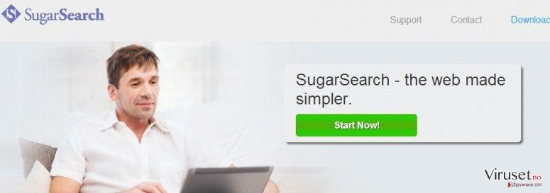 SugarSearch skjermbilde