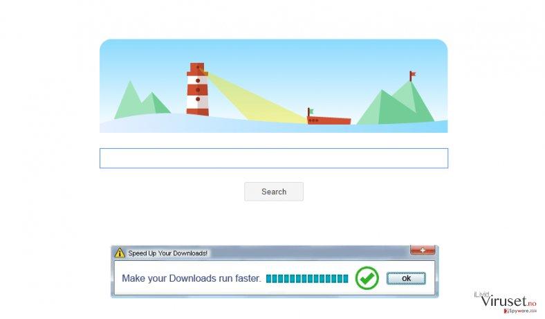 Tikotin Search skjermbilde