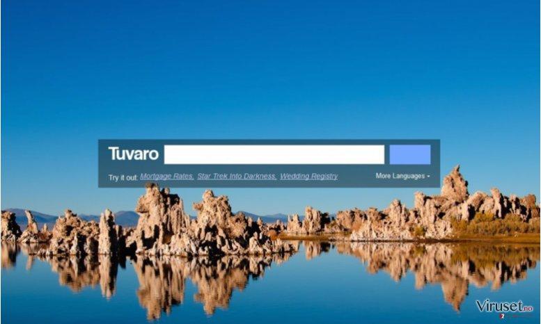 Tuvaro virus skjermbilde
