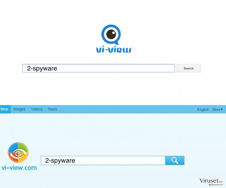 Vi-view.com skjermbilde