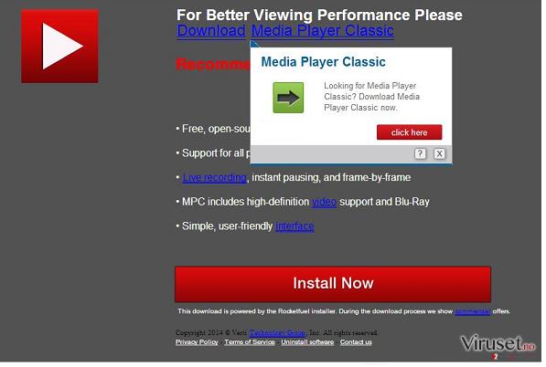 Updates.com ads skjermbilde