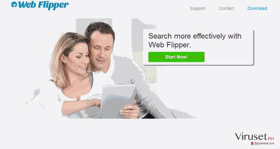 Web Flipper ads skjermbilde