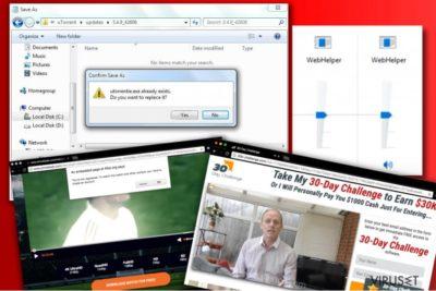 WebHelper-annonser