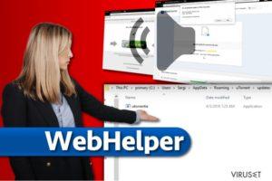WebHelper-virus
