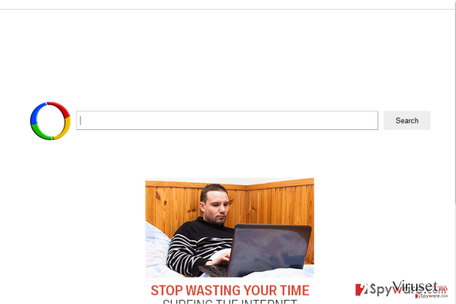 Websearch.searchboxes.info skjermbilde