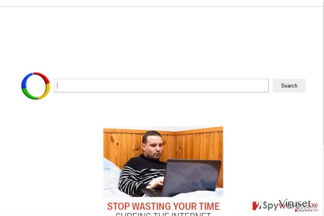 Websearch.youwillfind.info skjermbilde