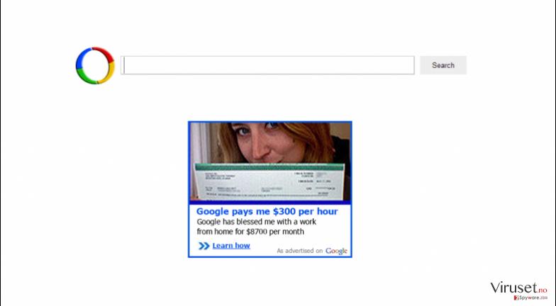 Websearch.greatresults.info skjermbilde