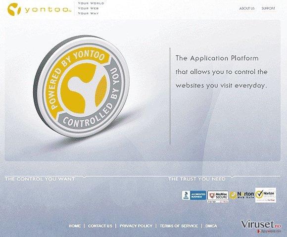 Yontoo Pagerage skjermbilde