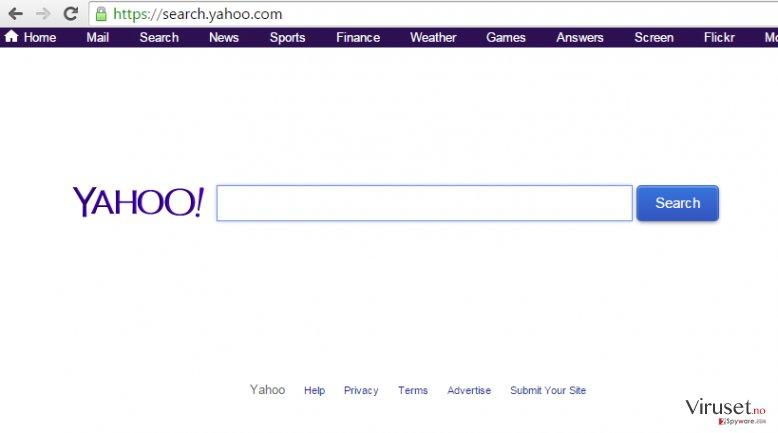 Yahoo Community SmartBar skjermbilde
