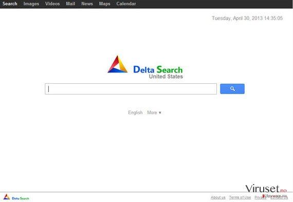 yhs.delta-search.com skjermbilde