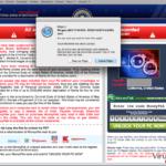 Your browser has been blocked skjermbilde