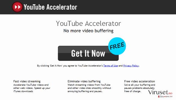 Youtube Accelerator skjermbilde