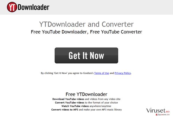 YTDownloader skjermbilde