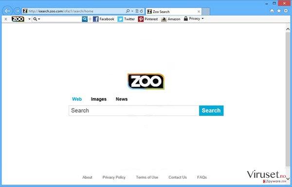 ZOO Toolbar skjermbilde