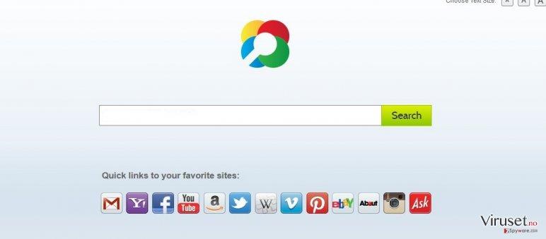 Zwinky Toolbar skjermbilde